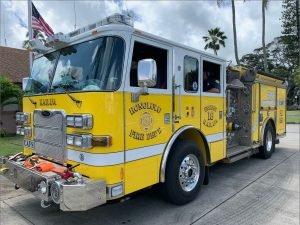 HFD Fire Engine 18
