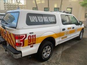 Rapid Response Vehicle