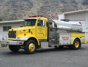 HFD Tanker Truck