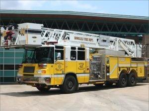 HFD Tower Truck